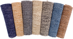 Image of different types of carpet.