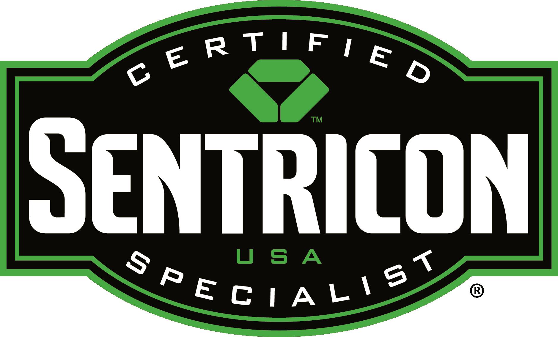 Sentricon Certified Specialist Logo