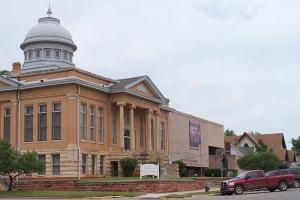 Oklahoma Territorial Museum, Guthrie, Oklahoma